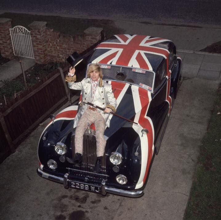 Screaming Lord Sutch, late 1960′s