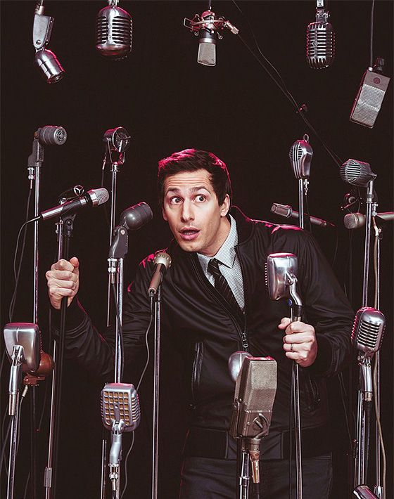 "sambergfans: ""[Choose] between music and 'acting'? Gosh, I'd probably choose acting, just cos, I'm so, so borderline able to even call myself a musician. Truthfully, I would say, it all falls under the comedy umbrella. It's just using different formats to do the same joke."" — Andy Samberg, Billboard [x]"
