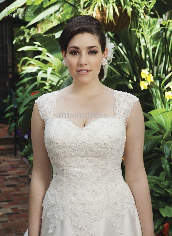 156 Best Plus Size Wedding Dresses Images On Pinterest Wedding