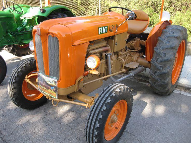 Fiat 421 R  2 please!