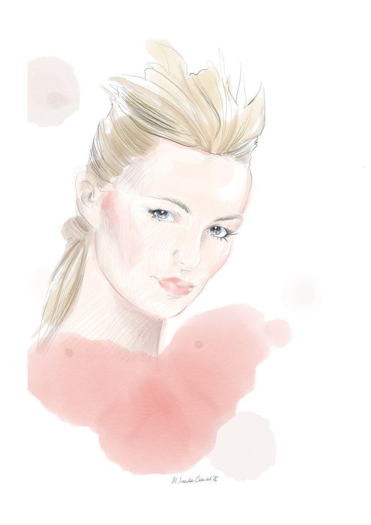 Małgorzata Iracka Fashion lIlustration