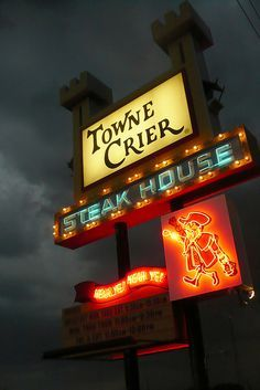 The Towne Crier Steakhouse is Abilene's oldest steakhouse.818 E Hwy 80, Abilene, TX 79601