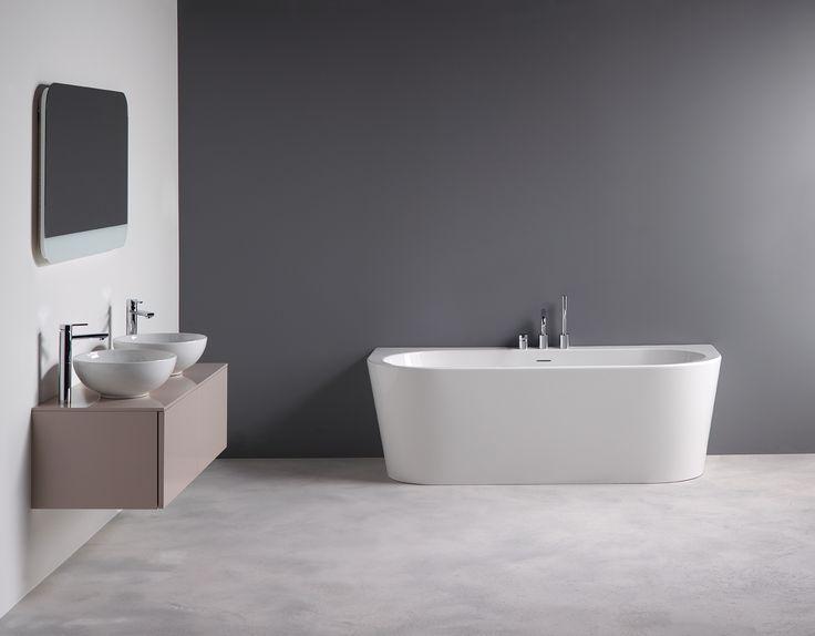Bormida D Shape Bath With Piota Basins And Ciane Basin Mixers And Bath  Filler With. Basin MixerDesign MagazineGrand ... Part 95