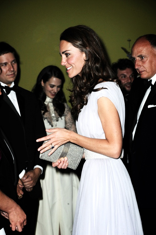 July 9, 2011 - Duke & Duchess of Cambridge arrive at the 2011 BAFTA Brits-To-Watch Event at the Belasco Theatre in Los Angeles, California.