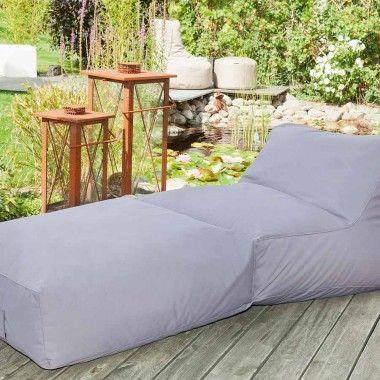 outdoor sitzsack von outbag peak plus anthra sitzs cke f r drau en pinterest. Black Bedroom Furniture Sets. Home Design Ideas