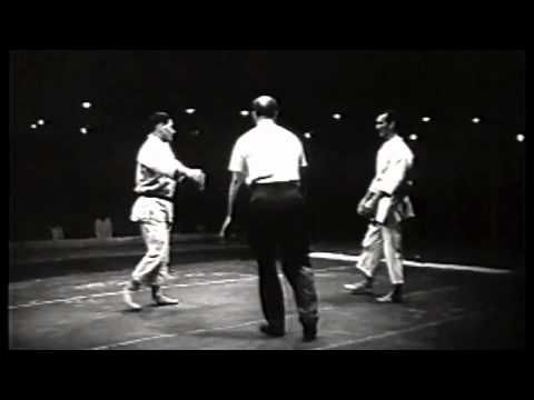 Helio Gracie vs. Masahiko Kimura - October 23, 1951 (Maracanã Stadium - Rio de Janeiro, Brasil). On October 23, 1951, Helio Gracie faced Masahiko Kimura who outweighed him by nearly 80 lbs. After 13 minutes, Kimura caught Helio in the shoulder lock that, today, bears Kimura's name. Helio wouldn't tap, so Carlos Gracie threw in the towel forfeiting the match to the Japanese giant. His loss to Kimura was consider one of the greatest victories of Helio Gracie's career.