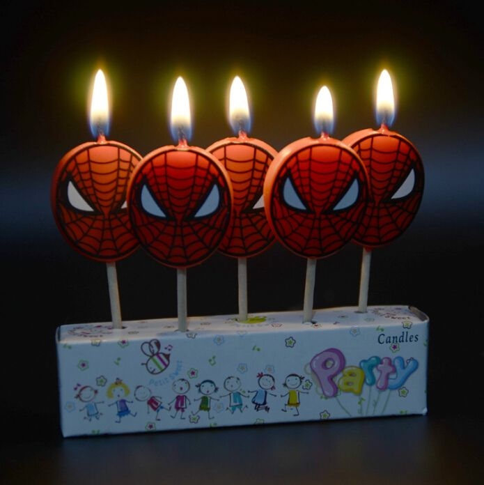 After some licensed candles? We have a great range covering a heap of popular characters