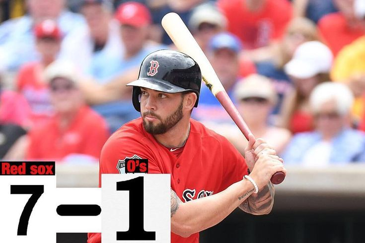 Red Sox Pick up the win 7-1 against the Orioles they are 5-0 in spring training games so far  -follow @bostonfcknsports for more Red Sox news -#redsox #redsoxnation #blakeswihart #andrewbenintendi #dustinpedroia #springbreak #dub #win #springtraining #goat #orioles #boston #baltimore #homerun #mlb #celtics #patriots