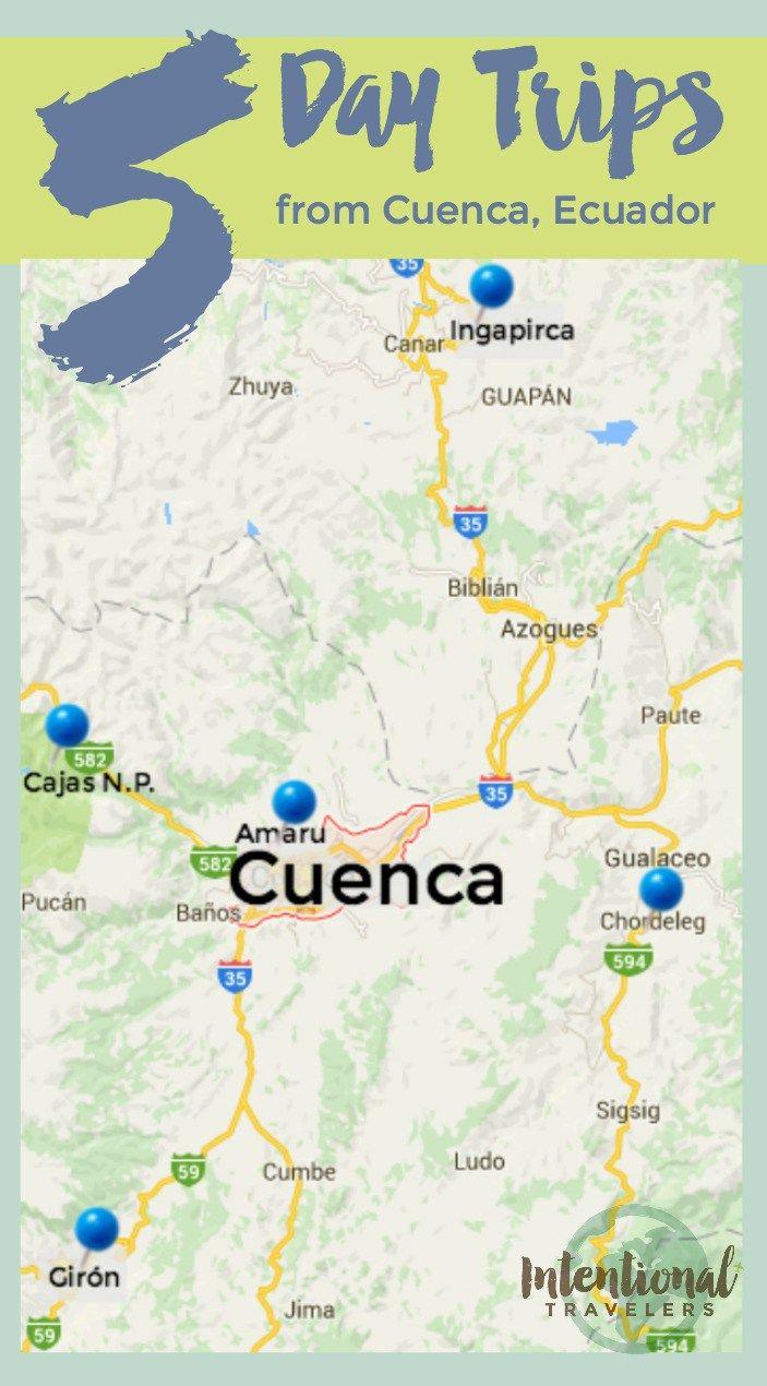 5 Affordable Day Trips from Cuenca, Ecuador: Ingapirca, Giron, Cajas National Park, Gualaceo, Chordeleg, Sig Sig, Amaru Zoo | Intentional Travelers