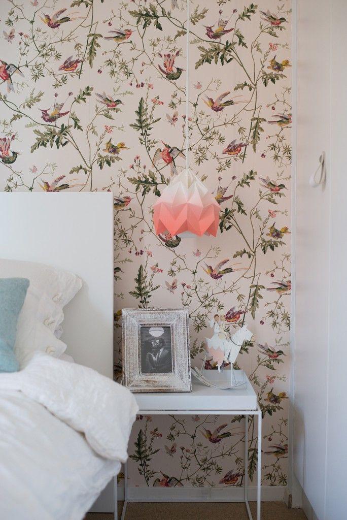SCANDIMAGDECO Le Blog: Visite d'un appartement coloré et à la déco éclectique