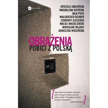 Obrażenia Pobici z Polską - Praca zbiorowa - książka