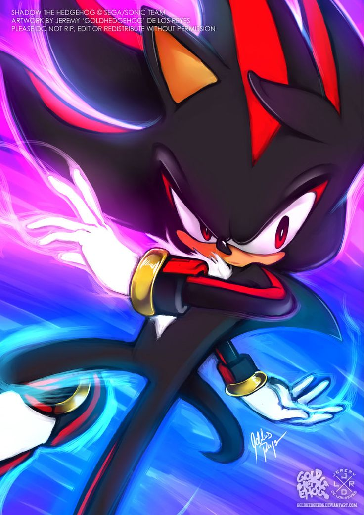 Shadow the hedgehog chaos control by goldhedgehog on - Shadow the hedgehog pokemon ...