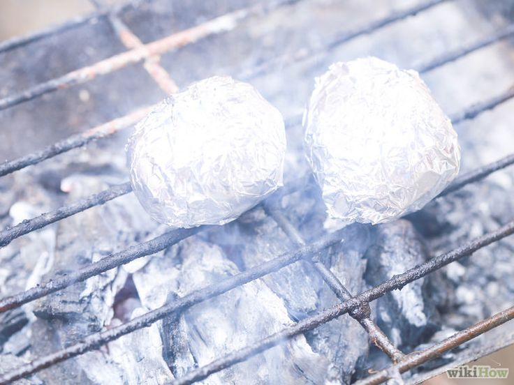 Imagen titulada Make a Baked Potato on the Grill Step 6