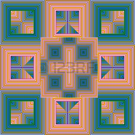 Spiritual Pattern Symbol For Harmony Unity And Peace Of