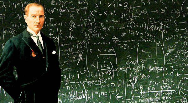 Atatürk'ün Matematikteki Büyük Başarısı Ve Önemi | Bilgirazzi