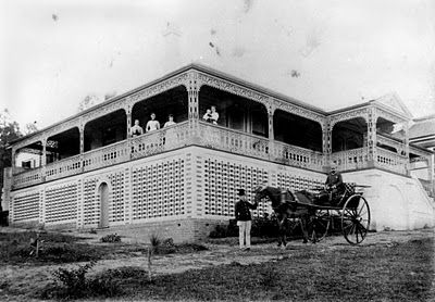 17 best images about old brisbane buildings on pinterest for Queensland terrace state library