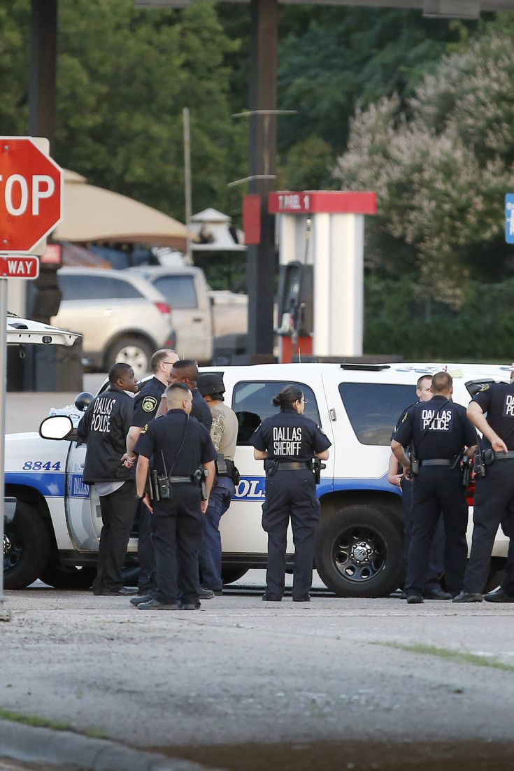 Dallas Shooting Suspect Confirmed Dead: Police
