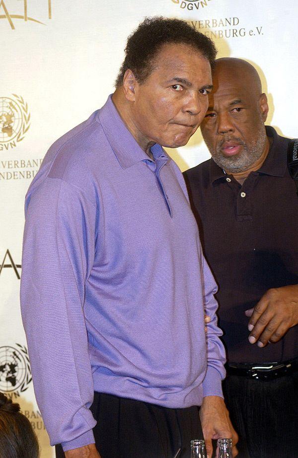 Muhammad Ali (REX/Shuttertock)