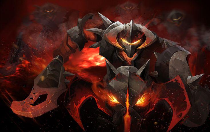 dota2 Chaos Knight by biggreenpepper.deviantart.com on @deviantART