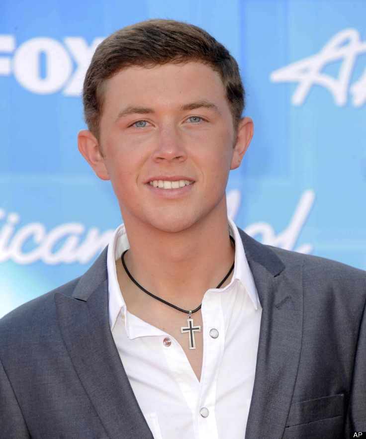 Photos: Country singer Scotty McCreery through the years