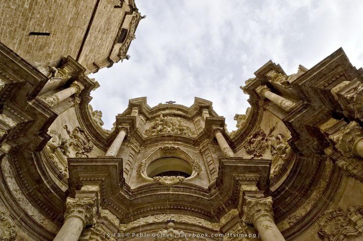 Catedral de Valencia / Valencia Cathedral [2013 - Valencia - Espanha / España / Spain] #fotografia #fotografias #photography #foto #fotos #photo #photos #local #locais #locals #cidade #cidades #ciudad #ciudades #city #cities #europa #europe #turismo #tourism #arquitectura #architecture