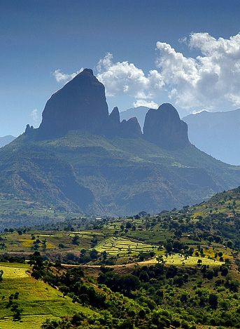 Simien National Park,Ethiopia: