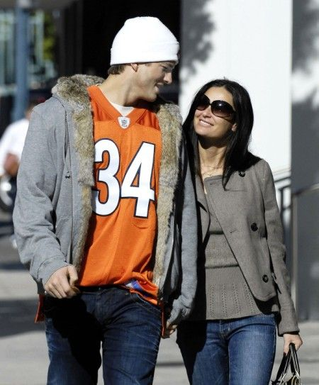 Reconciled Demi Moore And Ashton Kutcher Meeting In Secret