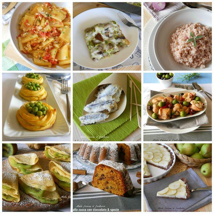 Idee per il pranzo della domenica.Ricette semplici, gustose e chic per tutti i gusti