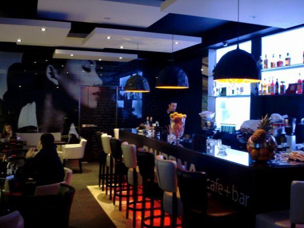 Cafe Bar Interior Design