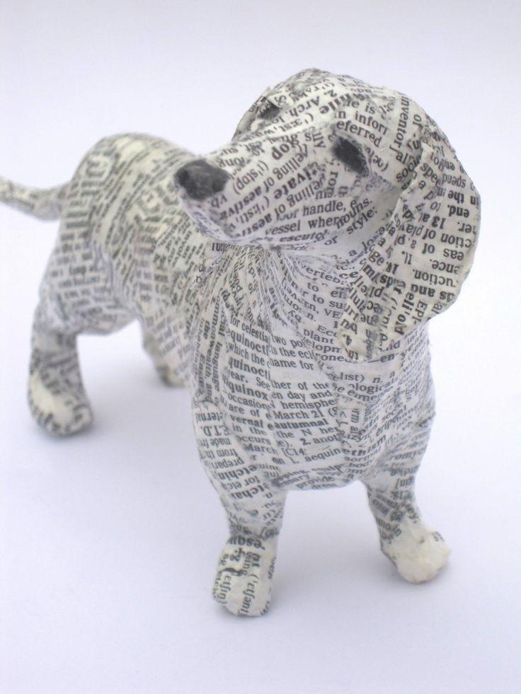 dachshund craft projects   ... - Dachshund - Small, £125.00 (http://www.dogsinart.com/dachshund