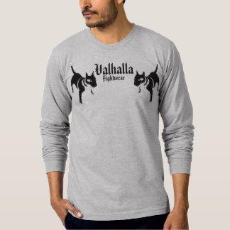 Engelse bull terrier valhalla tshirts