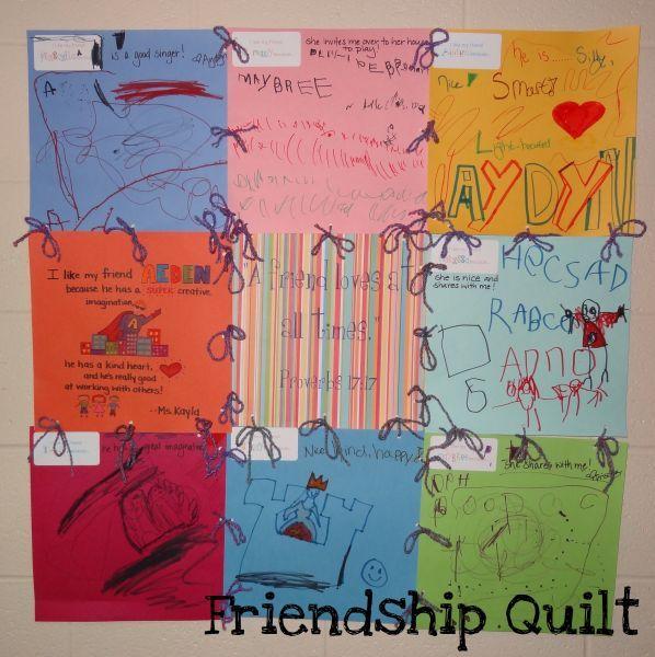 preschool friendship theme | Preschool Friendship Theme Ideas Preschool And Kindergarten Friendship ...