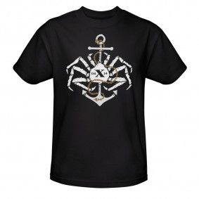 Deadliest Catch 10th Anniversary T-Shirt - Black   Oh, baby! Gotta get that!