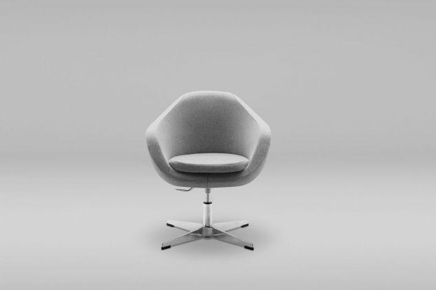 Fotel Olin Office 1 BK #design #furniture #marbetstyle