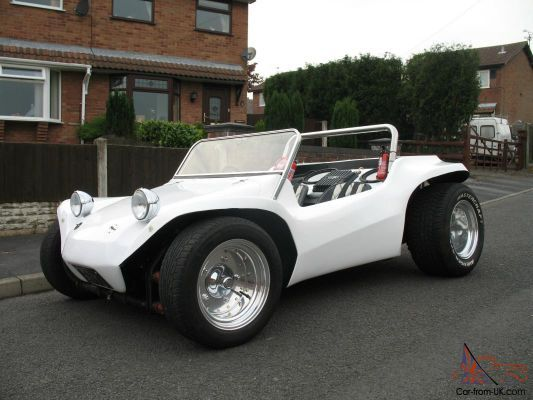 VW Beach Buggy Wide Bodied Manx