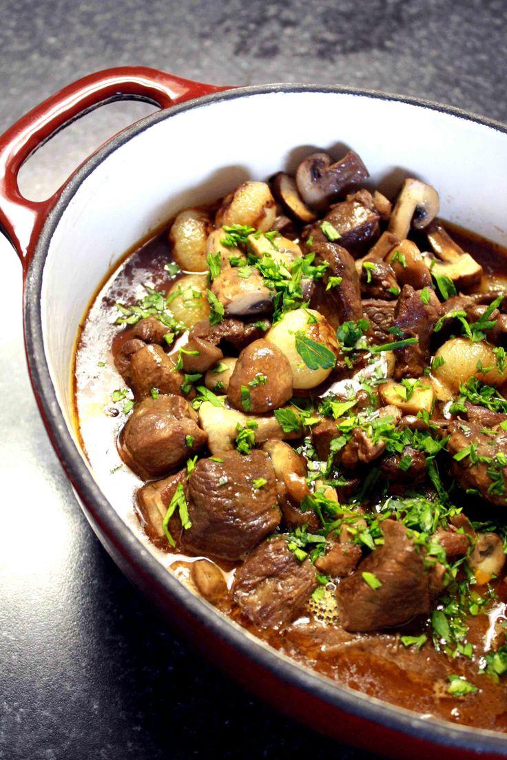 Julia Child Lamb Stew