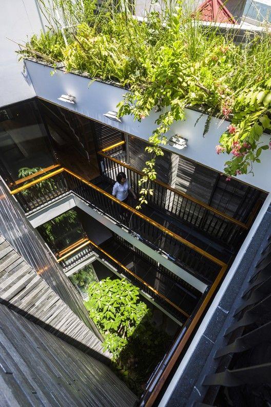 Casa Jardín,© Hiroyuki Oki