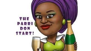 The Parri Don Start emoji