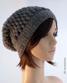 Puff-Stitch Mütze - der Winter kann kommen!