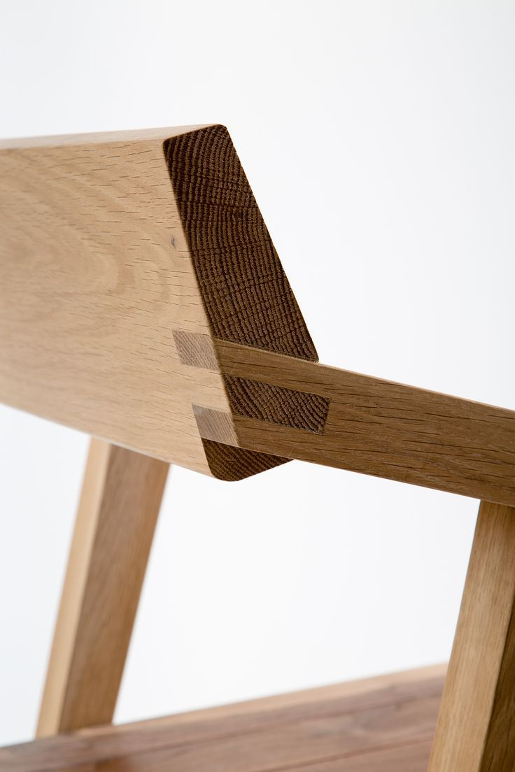 Wood Chair Joinery Detail Offset Bridle Photos Richard Ivey Wooden Desk Chairs Woodworking Chest Ideas Woodworking Desk