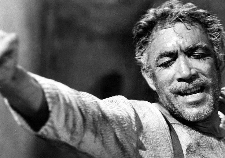 """A man needs a little madness."" - anthony quinn zorba the greek 1"