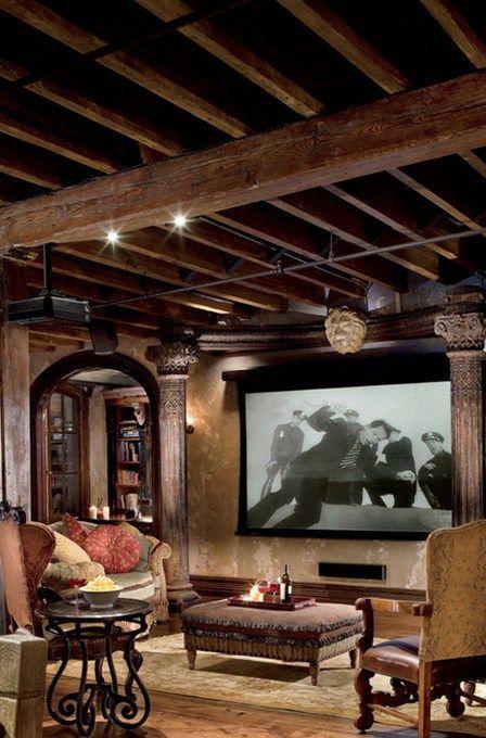 Κλασσικό και μποέμ το σπίτι του Gerard Butler - Δείτε το εσωτερικό του | Γόβα Στιλέτο
