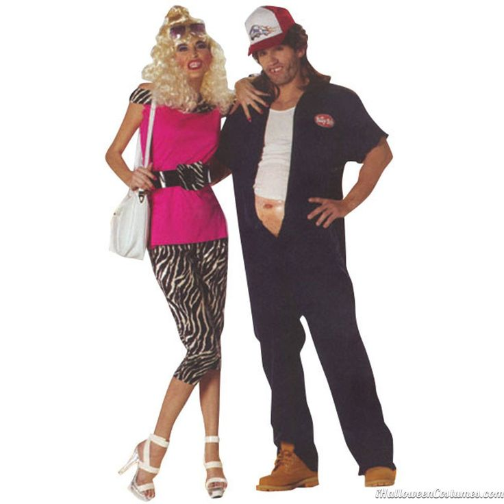 trailer park king and princess halloween costumes