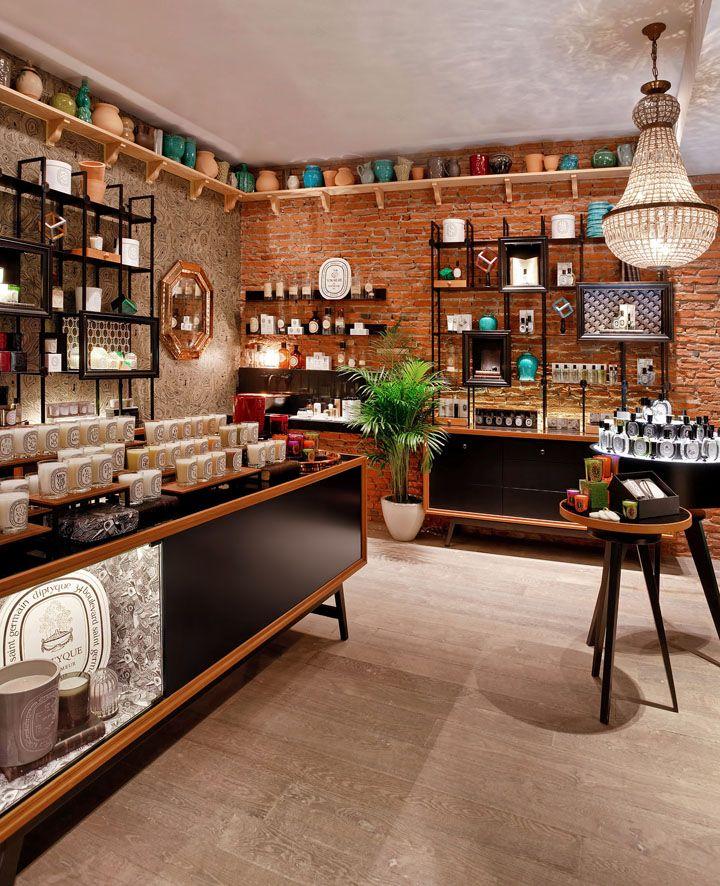 diptyque ville rose boutique by centdegres diptyque Toulouse France