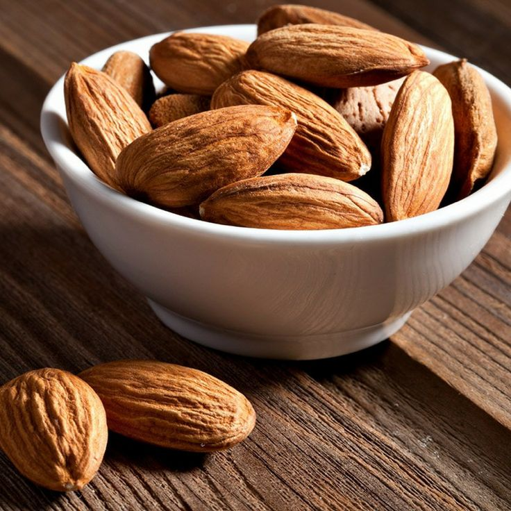 Using Almonds for Weight Loss More Energy
