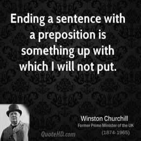 Essay On Winston Churchill