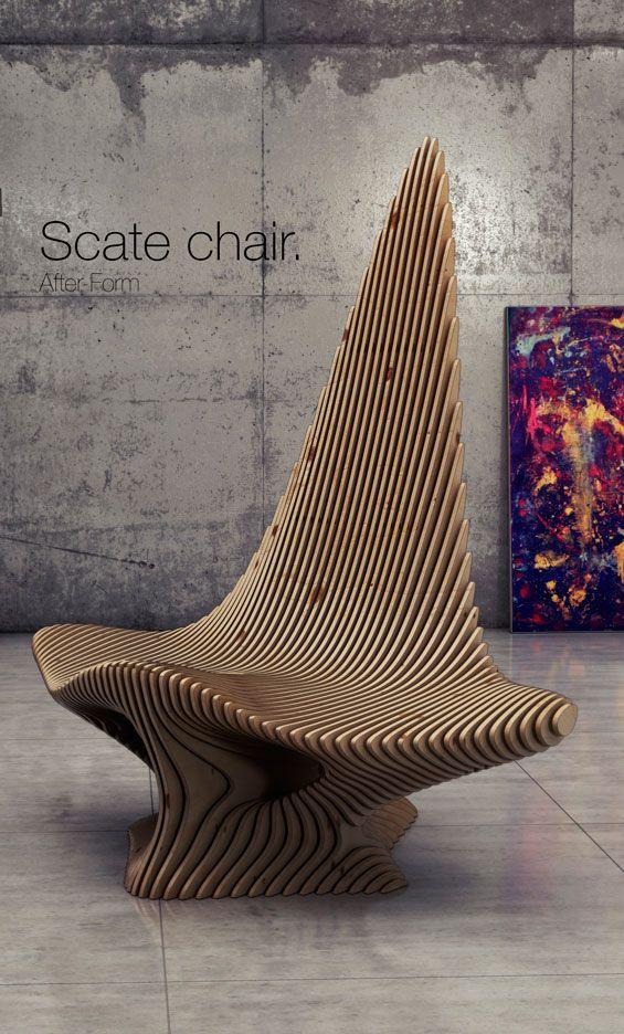 Oleg Soroko : Parametric Form - ArchiDesignClub by MUUUZ - Architecture & Design