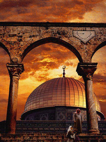 Dome of the Rock, Jerusalem >> Back in Time #ExpediaWanderlust