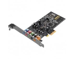 CREATIVE T.SONIDO SOUND BLASTER AUDIGY FX PCIE, dispositivo interno