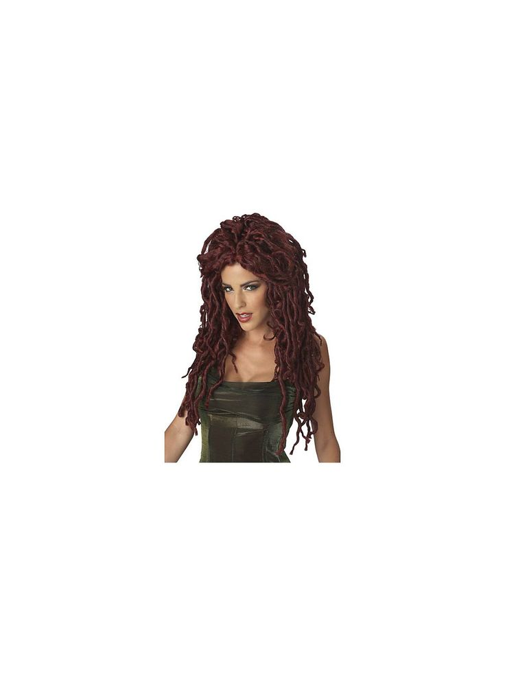 Medusa Wig | Cheap Gothic Punk Wigs Halloween Costume for Hats, Wigs & Masks